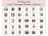 Theme 1 All About Me Emergent Reader Level A Collection