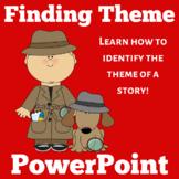 Theme PowerPoint | Teaching Theme Activity
