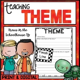Teaching Theme Activities