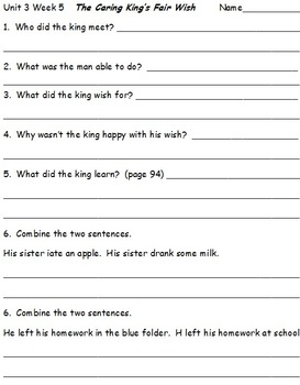 Theme 3 Questions for Fiction Decodables