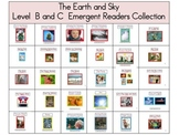 Theme 4 The Earth and Sky Emergent Readers Level B and C Collection
