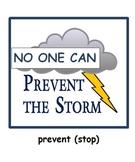 Theme 6 Week 4 Super Storms  Treasures
