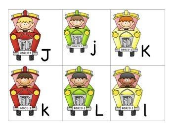 Theme ABC's: FireKids ABC's