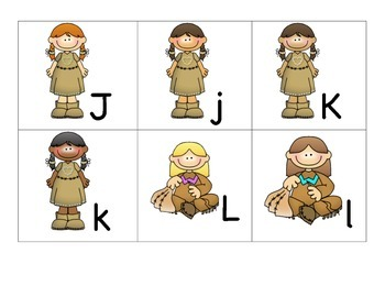 Theme ABC's: Nov Kids ABC's