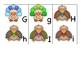Theme ABC's Turkeys