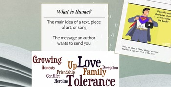 Theme Analysis Through Song Detailed Plans and 2 Week Unit BUNDLE
