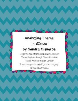 Theme Analysis for Eleven by Sandra Cisneros