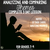 Theme: Analyze and Compare Theme Lesson and Practice
