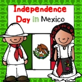 Mexican Independence Day Mexico Worksheets