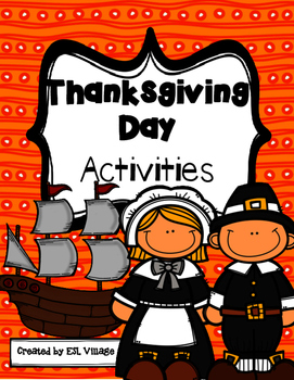 Thanksgiving Day {Theme Based Activities}