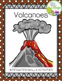 Volcanoes {Theme Based Activities}