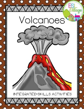 Volcanoes {Theme Based Activities}