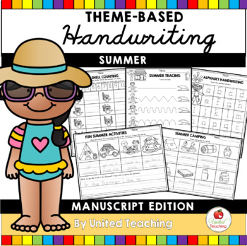 Theme Based Handwriting Endless Growing Bundle