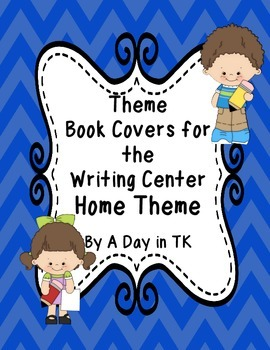 Theme Book Writing Book Covers for the Writing Center - Ho