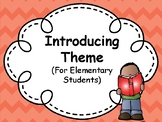 Theme Booklet and Unit
