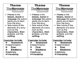 Theme Bookmark