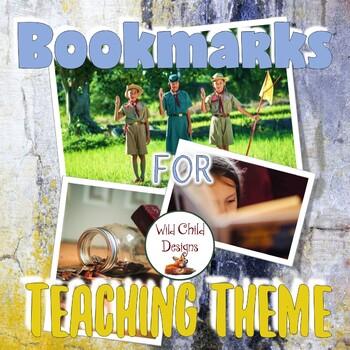 Theme Bookmarks Freebie