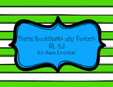 Theme Bookmarks and Posters