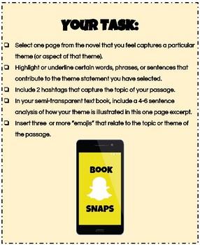 Theme Booksnaps