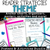 Theme In Literature Activities and Posters Bundle