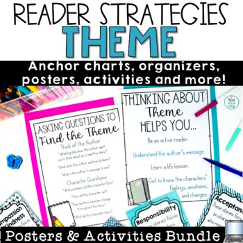 Themes In Literature Activities and Posters
