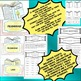 Teaching Theme with Theme Task Cards, Theme Posters, Theme Activities