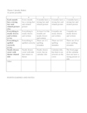 Theme Calendar assessment