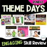 Theme Days BUNDLE | Math, Literacy & STEM Activities & Room Transformations