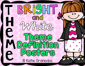 Theme Definition Posters
