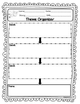 Theme Detail Organizer