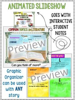 Theme: Digital Interactive Classroom