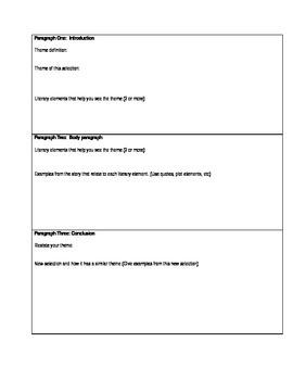 Theme Essay: Horton Hears a Who