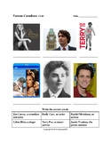 Topic: Famous Canadians - Fill in the Blanks Activity for LINC / ESL : CLB 1