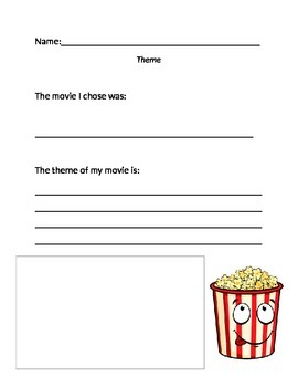 Theme: Favorite Movie