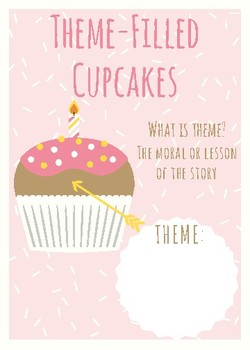 Theme-Filled Cupcakes