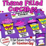 Theme Craftivity for Valentine's Day