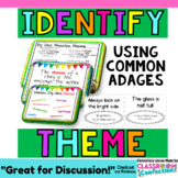 Theme Activity: Finding the Theme