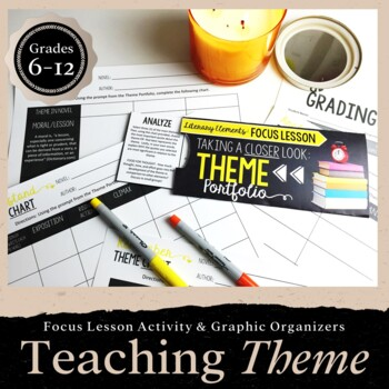 Theme: Focus Lesson for ANY Novel