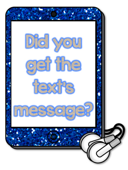 Teaching Common Theme - Text's Message Board