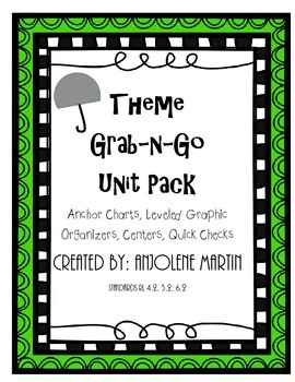 Theme Grab-n-Go Unit Pack