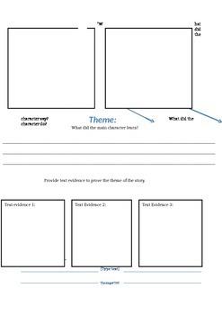 Theme: Graphic Organizer