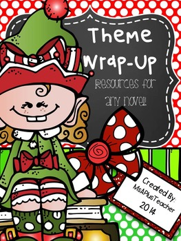 Theme Wrap-Up Freebie