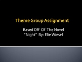 Theme Group Assignment  Night By Elie Wiesel