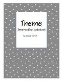 Theme- Interactive Notebook