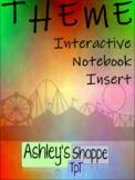 Theme Interactive Notebook