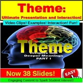 Theme Lesson: Introduction and Activity PowerPoint