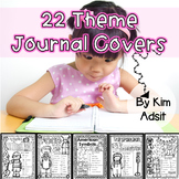 Journal Word Wall Covers
