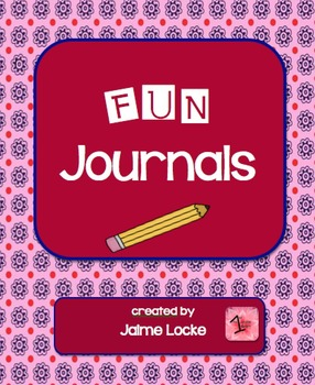 Theme Journals FREEBIE