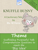 Theme and Accountable Talk: Knuffle Bunny by Mo Willems