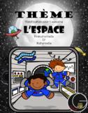 Thème L'Espace